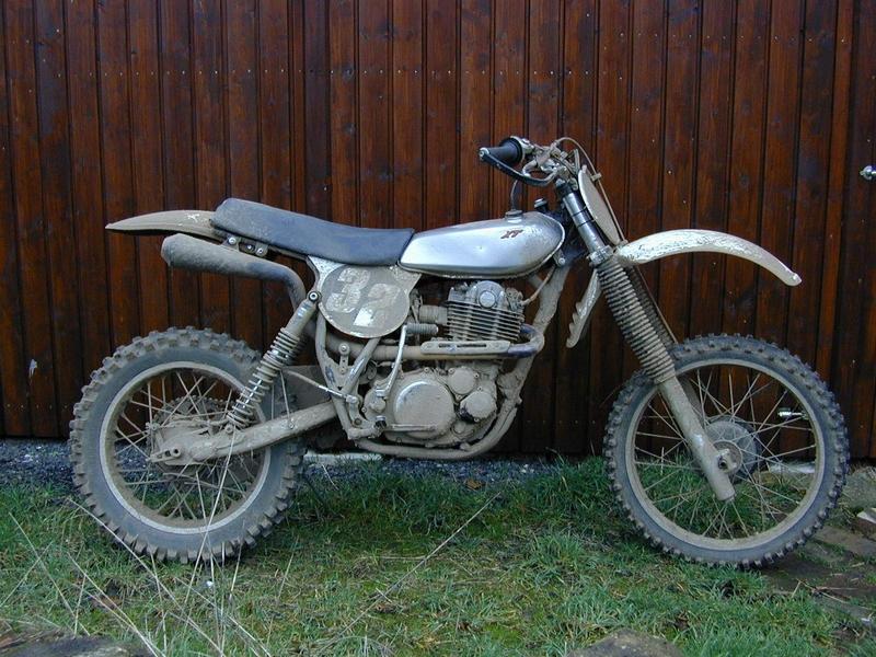 Rebuild Kit For Yamaha Xt